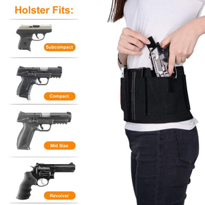 Concealed Carry Holster Fullmosa