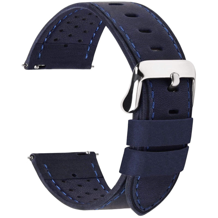 Dark Blue |  Breeze Leather Fullmosa 18mm