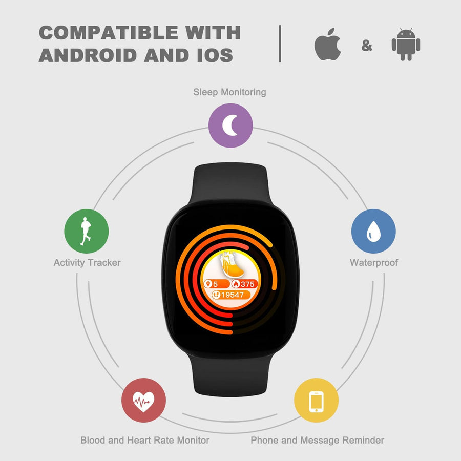 GT103 | Smart Watch Fullmosa