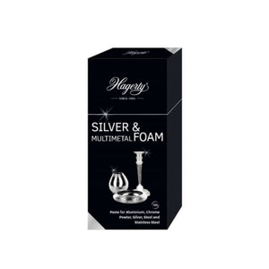 Cleaning Product  *  Hagerty Silver Foam for silver, silver plated, pewter and stainless steel items
