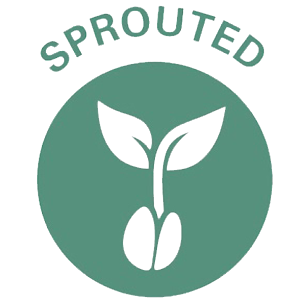 Sprouted ancient grain seed nut activated bioavailable phytic acid