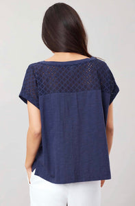 Cassi Jersey Top By Joules