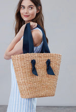 Load image into Gallery viewer, Albury Woven Straw Bag By Joules
