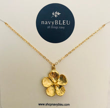 Load image into Gallery viewer, Dogwood Necklace By navyBLEU