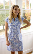 Elephant Stroll Shift Dress By Three Islands Lifestyle