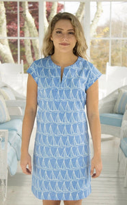 Starboard Shift Dress By Three Islands Lifestyle