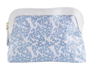 Beau Soleil Make Up Bag Tiny Dot Floral By Beau & Ro