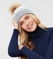 Snowday Knit Hat By Joules