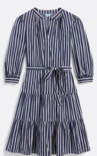 Load image into Gallery viewer, Striped Button Midi Dress By Draper James