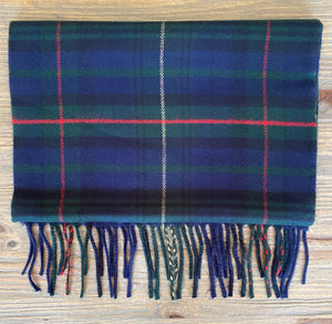Softer Than Cashmere Blackwatch Plaid Scarf