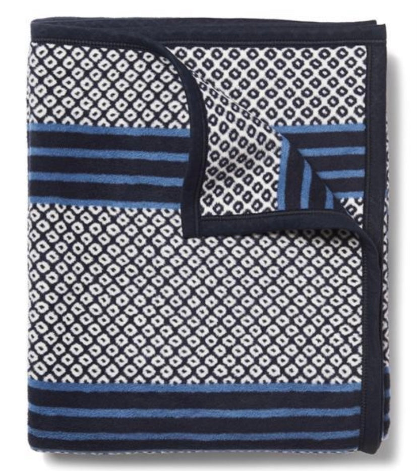 Captain's Classic Dark Blue Blanket By ChappyWrap