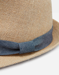 Hessian Hat By Joules