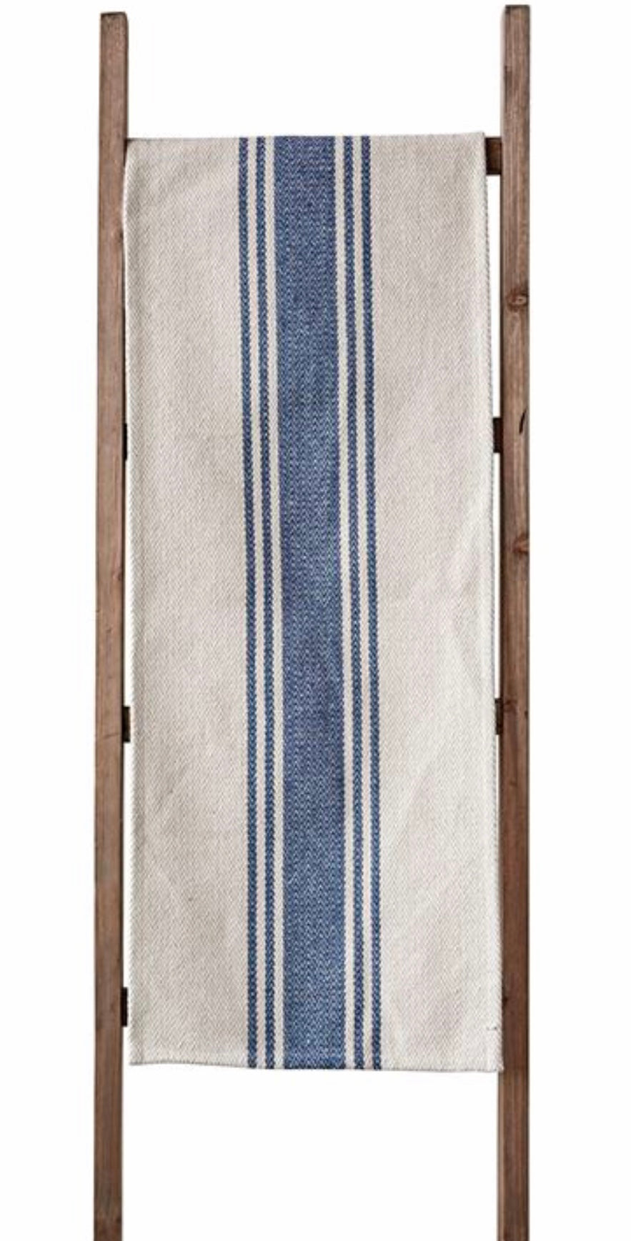 Nantucket Blue Table Runner