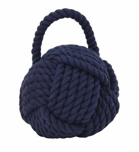Nautical Knot Doorstop