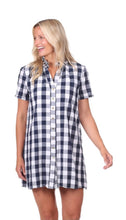 Load image into Gallery viewer, Gingham Dress By Duffield Lane