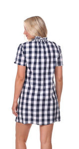 Gingham Dress By Duffield Lane