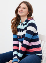 Load image into Gallery viewer, Striped Hooded Sweatshirt By Joules