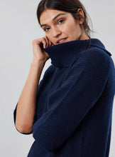 Load image into Gallery viewer, Sarah Knitted Poncho by Joules