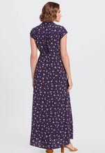 Load image into Gallery viewer, Floral Maxi Shirtdress By Draper James