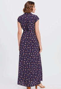 Floral Maxi Shirtdress By Draper James