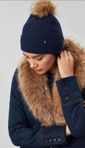 Snowday Knitted Hat By Joules