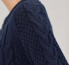 Load image into Gallery viewer, Dawson Cable Sweater By Joules