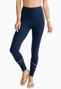 High Waisted Active Leggings By Southern Tide