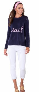 Sail Sweater By Sail to Sable