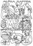 Coloring Book for Monsters