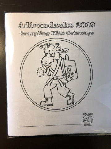 Adirondacks 2019 - Grappling Kids Getaways  - Field Guide