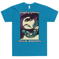 Grappling Getaways - Nassau, Bahamas T-Shirt