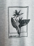 Grey Bird Of Paradise Tee