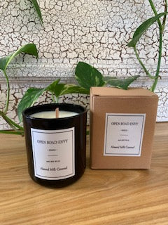 Deluxe Soy Candles - Black Small