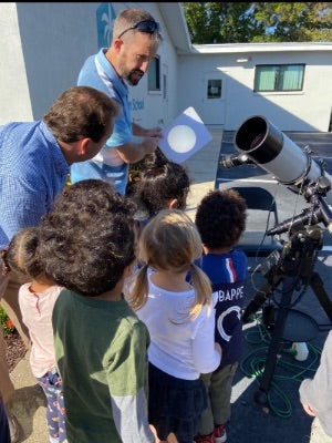 Astronomy Outreach