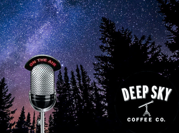 Top 10 Astronomy Podcasts - Deep Sky Coffee Astronomy Blog