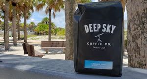 Deep Sky Coffee Absolute Zero Cold Brew - Tampa, Florida  www.deepskycoffee.com