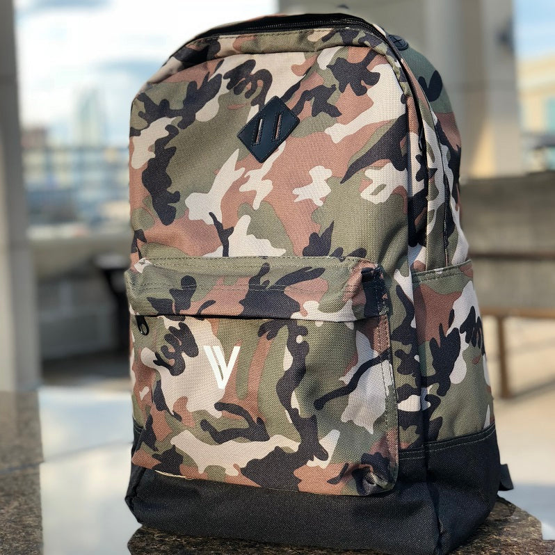 CAMO VITALY RETRO BAG