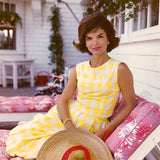 Jackie Kennedy Outfit Staycation Inspiration by Genevieve Rose Atelier