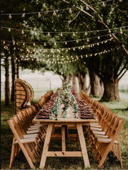How to Host an Outdoor Wedding