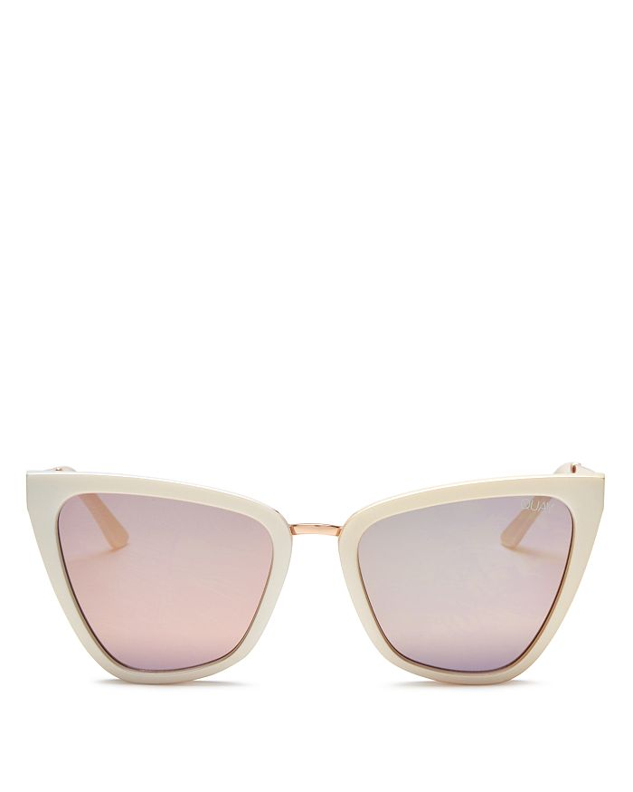 REINA Oversized Cat Eye Sunnies