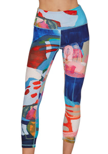Take Me to California Yoga Pant