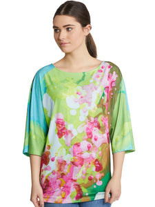Within Reach 3/4 Sleeve Top
