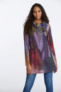 Clusters of Conversation Tunic