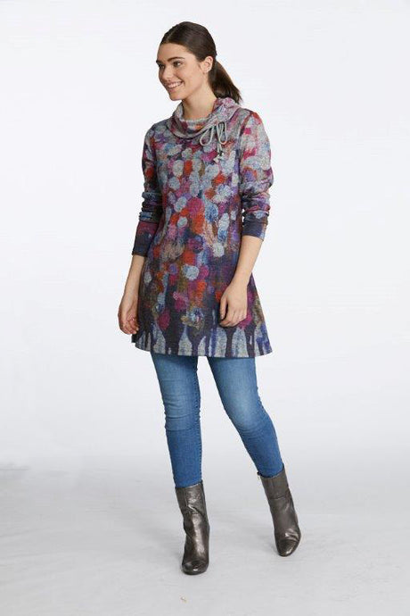 Seasons Change Soft Touch Tunic