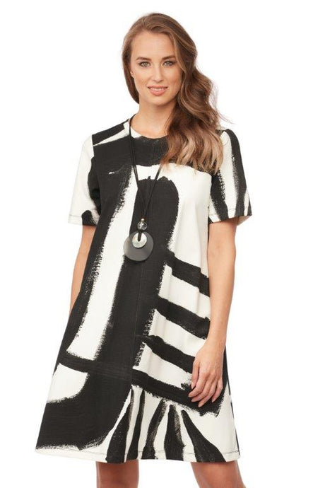 With Conviction A-Line Dress