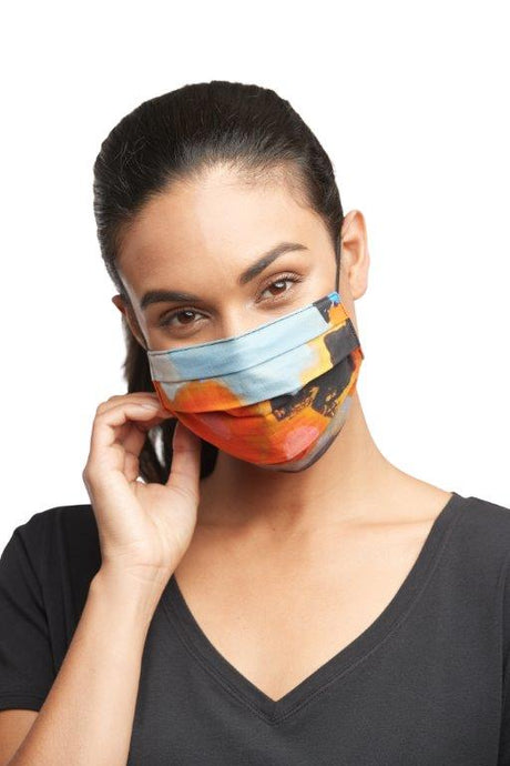 In the City Face Mask