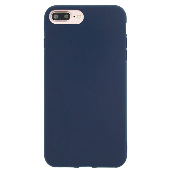 "Keklle Case for iPhone 8 Plus/iPhone 7 Plus (5.5"") (Matte-Navy Blue)"