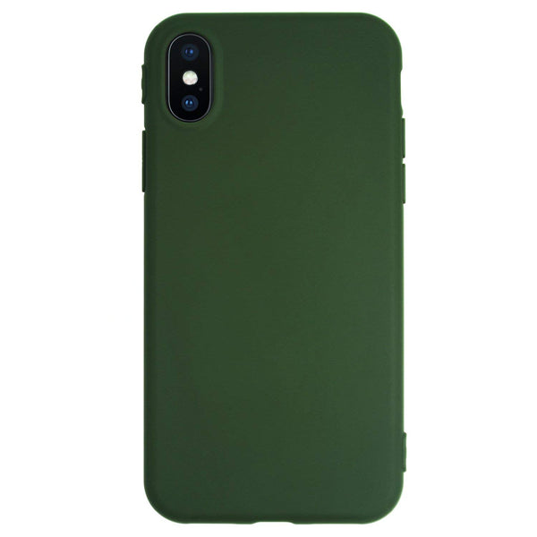 "Keklle Case for iPhone Xs/iPhone X (5.8"") [5.8-inch Display] (Matte-Green)"