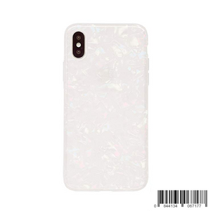 Cute iPhone Case for Girls, Keklle Women Glitter Pretty Design Best Protective Slim Shockproof Clear Bumper Soft Silicone Rubber TPU Cover Phone Case for iPhone (White) (iPhone 7 Plus/iPhone 8 Plus)