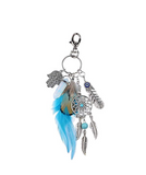 Pom Pom Tassel keychain - Women's Novelty Keychains For Purse Bag Charm, Unique Gifts For Girls Jewelry